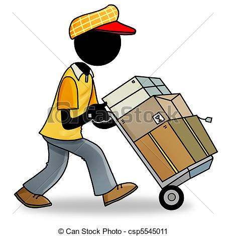 Delivery man Illustrations and Clip Art. 8,277 Delivery man.