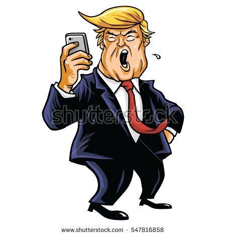 Free Funny Donald Trump ., Trump Free Clipart.