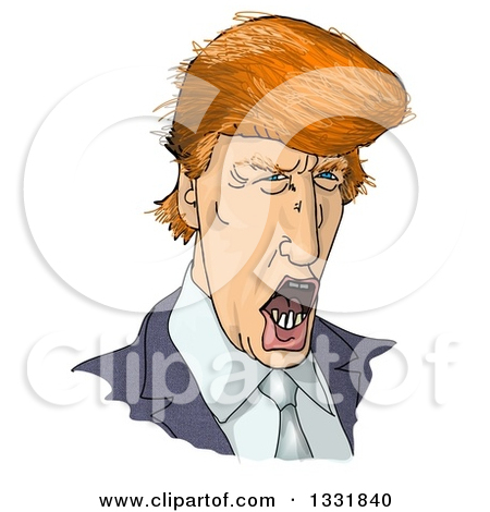 Donald Trump Clip Art Is ., Donald Trump Free Clipart.