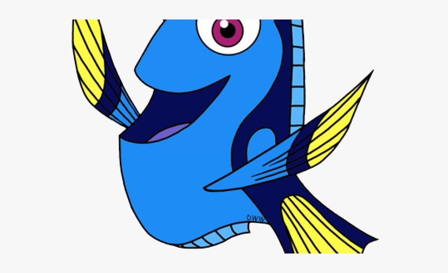 Dory Clipart Dory Fish.