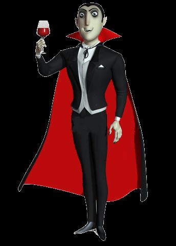 Dracula Cliparts.