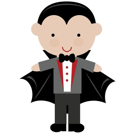 Dracula Clipart.