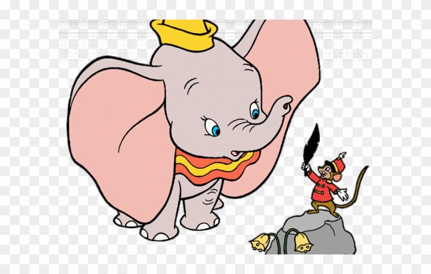 Disney Clipart Dumbo.