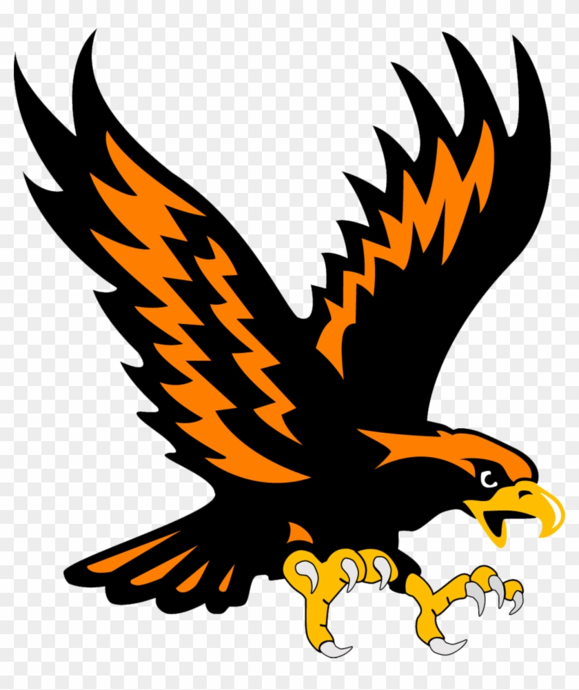 Flying Eagle Clipart Vector Free Download.