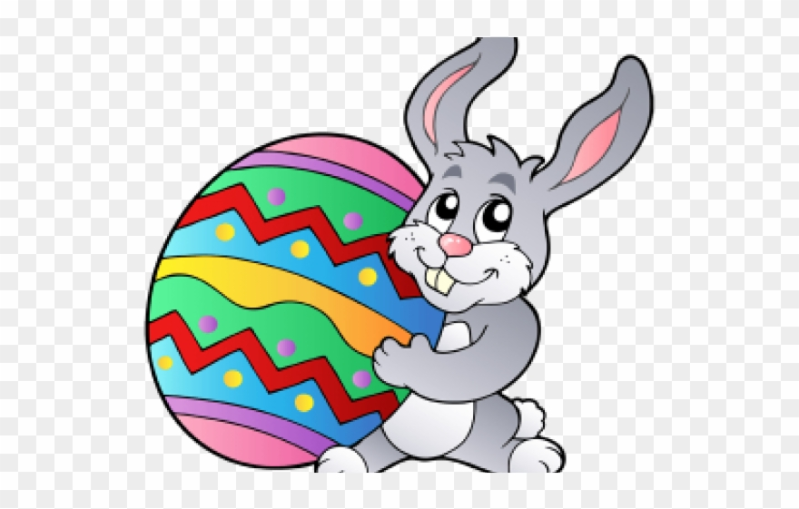 Easter Bunny Clipart Comic.