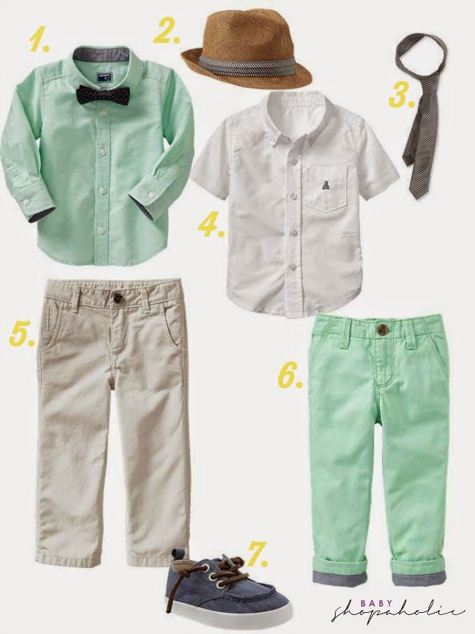 25+ best ideas about Toddler Boy Easter Outfits on Pinterest.