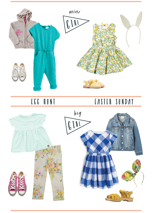 MARCH EDIT: EASTER OUTFITS.