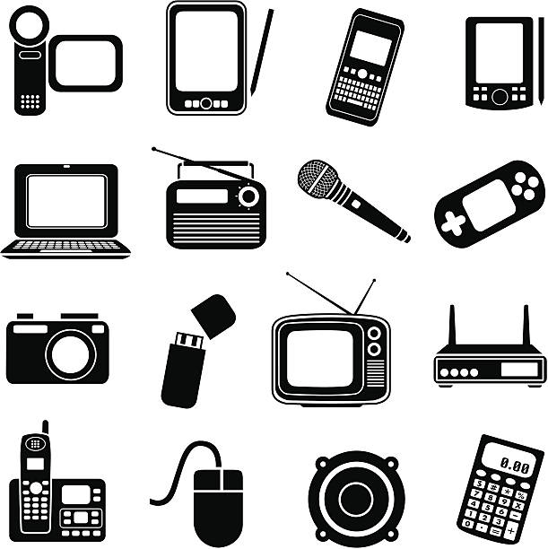 Electronics clipart 5 » Clipart Station.