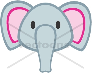 Showing post & media for Cartoon elephant faces.