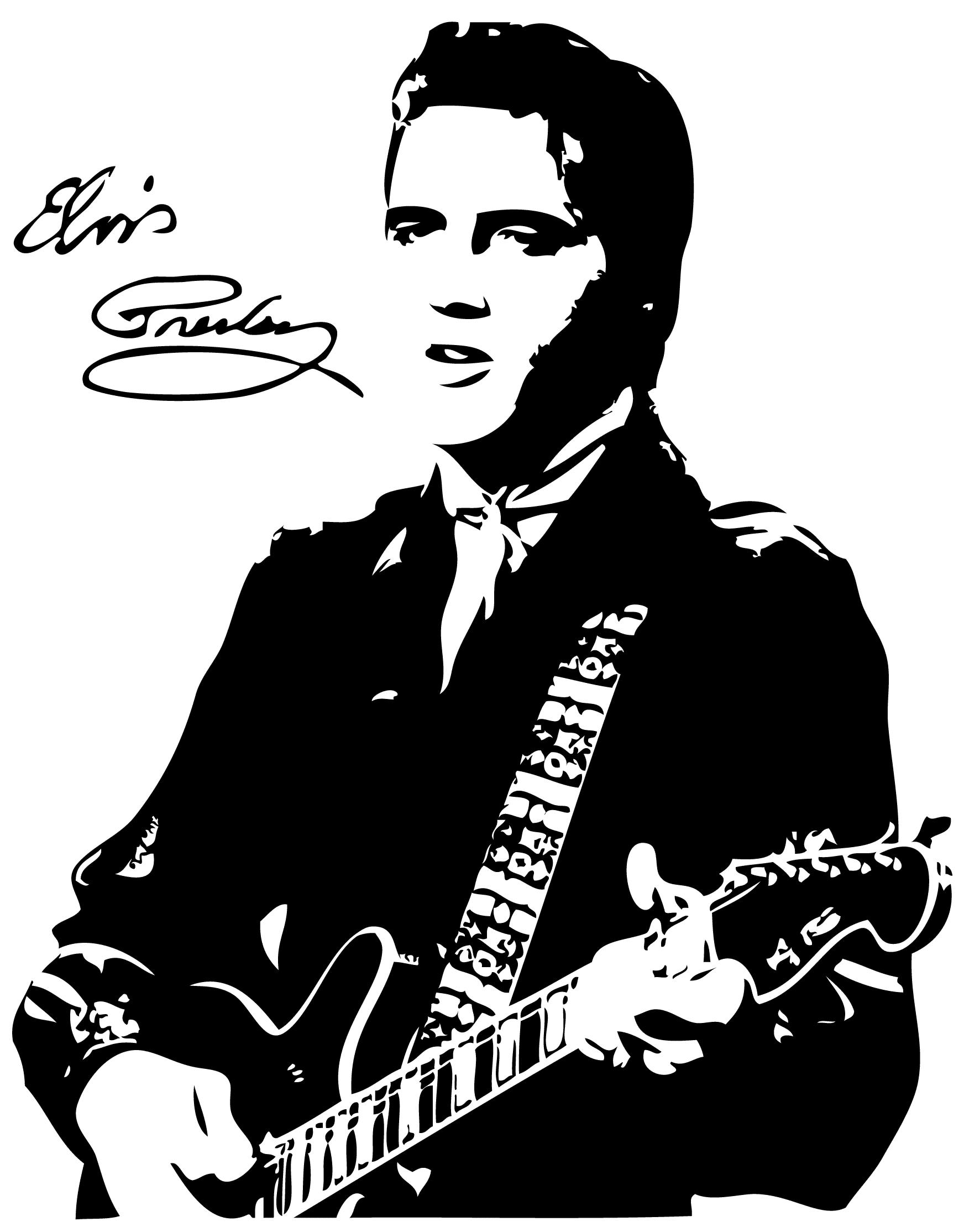 Free Elvis Cliparts, Download Free Clip Art, Free Clip Art.