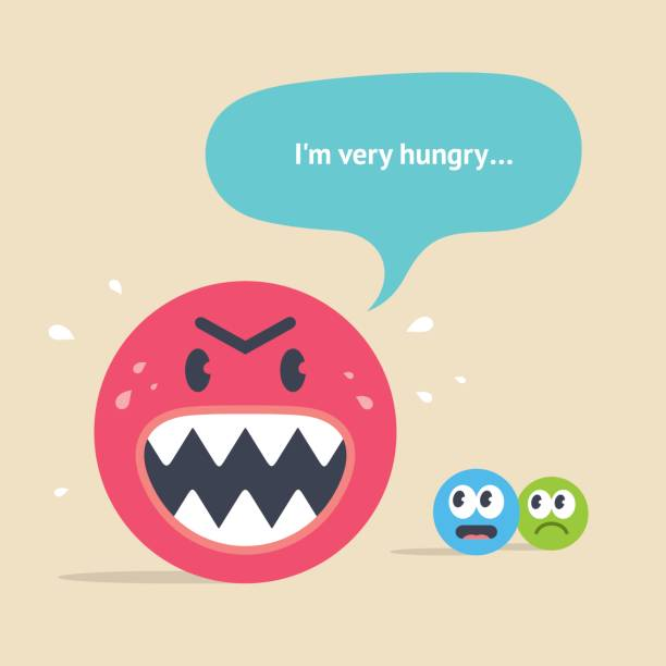 Hungry Eyes Clip Art, Vector Images & Illustrations.