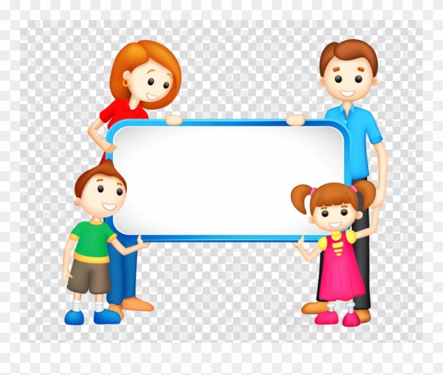 Family Frame Clipart Family Clip Art.