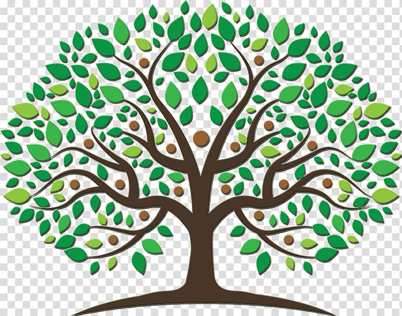 Family tree Logo, Family transparent background PNG clipart.
