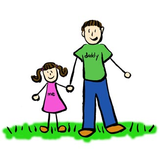 Free Dad Girl Cliparts, Download Free Clip Art, Free Clip.
