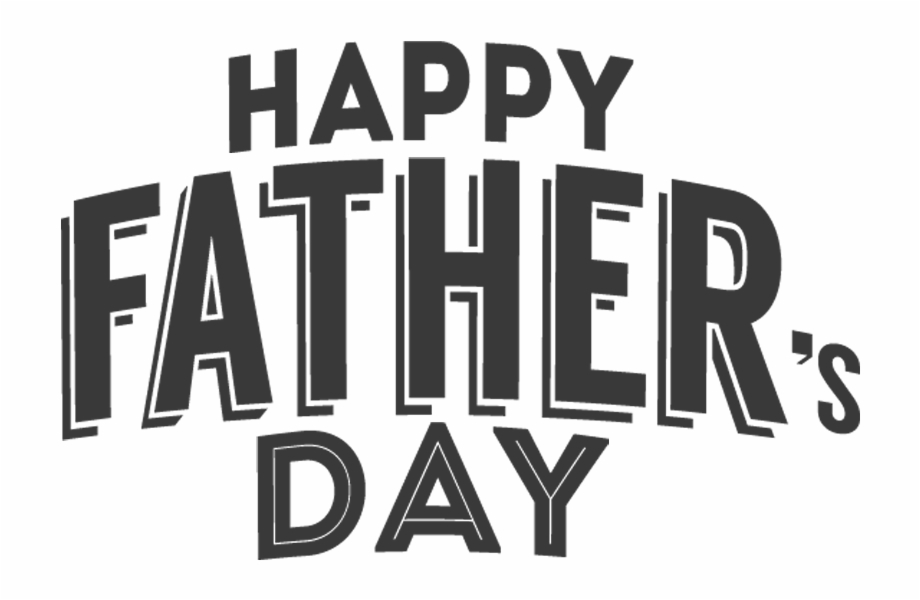 Father's Day Png Clipart.