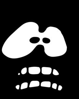 Fear Clip Art Emotion.