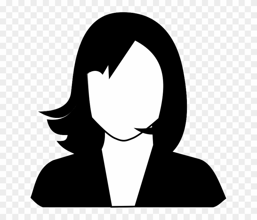 Anonymous Clipart Female.