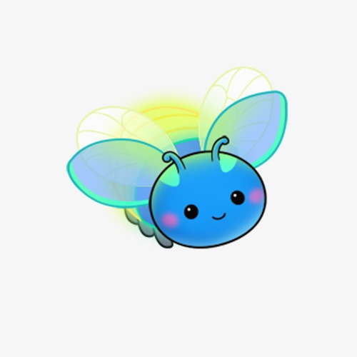 Clipart firefly 5 » Clipart Station.