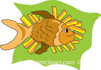 Fish and Chips Clipart Free.