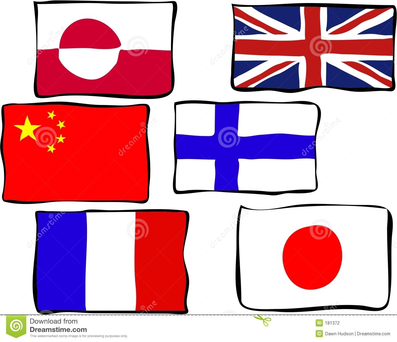 Flags Clipart & Flags Clip Art Images.