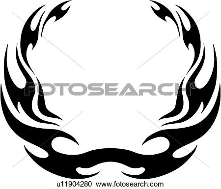 Clipart of flame, flames, car, automobile, auto, vehicle, graphic.