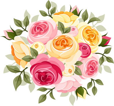 Flower bouquet clip art free vector download (220,491 Free vector.