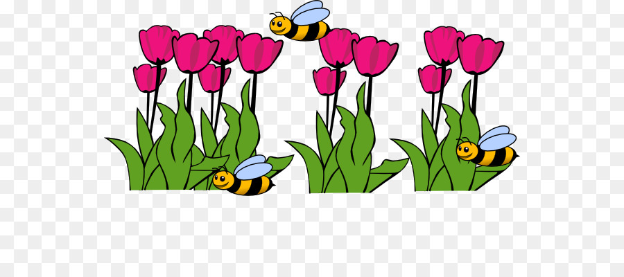Lily Flower Cartoon png download.