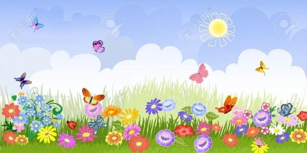 25+ Landscape Flower Garden Clip Art Pictures and Ideas on Pro Landscape.