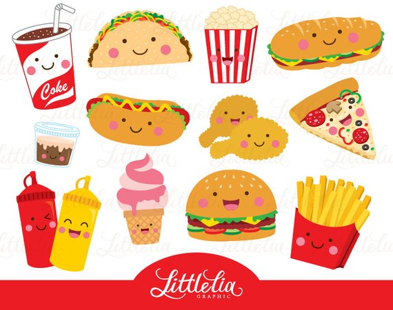 Clipart Of Food Pictures & Free Clip Art Images #24055.