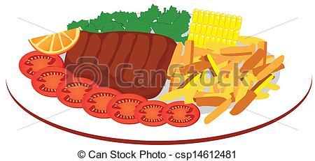 Vector of Food.