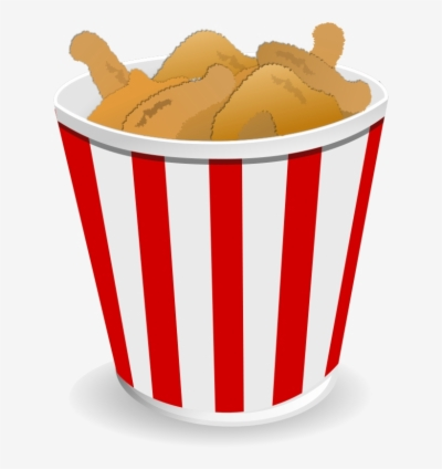 fried chicken , Free clipart download.