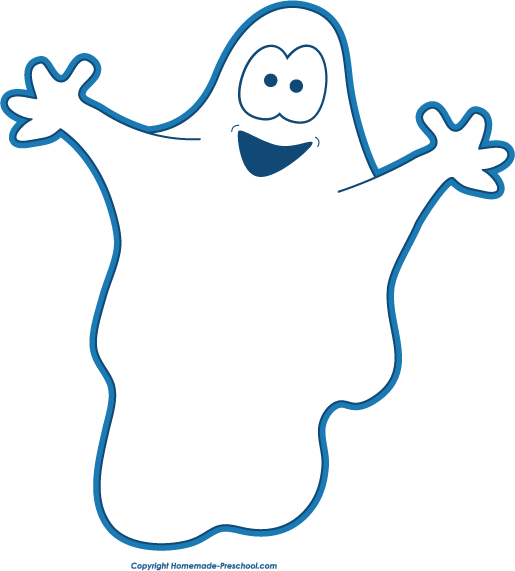 Free Halloween Clipart Sewing Pinterest Natural Ghosts Valuable 7.