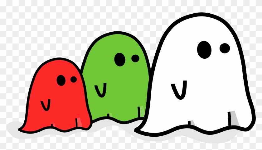 Download Free png Ghosts Cute Halloween Ghost Png Free Transparent.