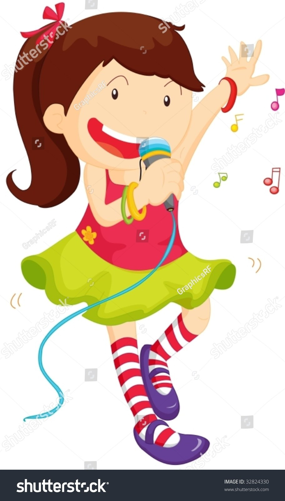 Girl singing clipart png 4 » Clipart Portal.