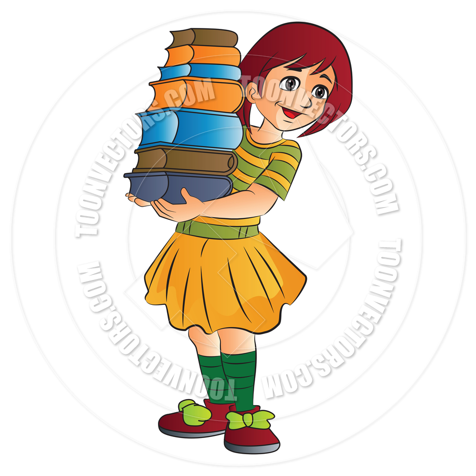 Showing post & media for Cartoon girls with books.