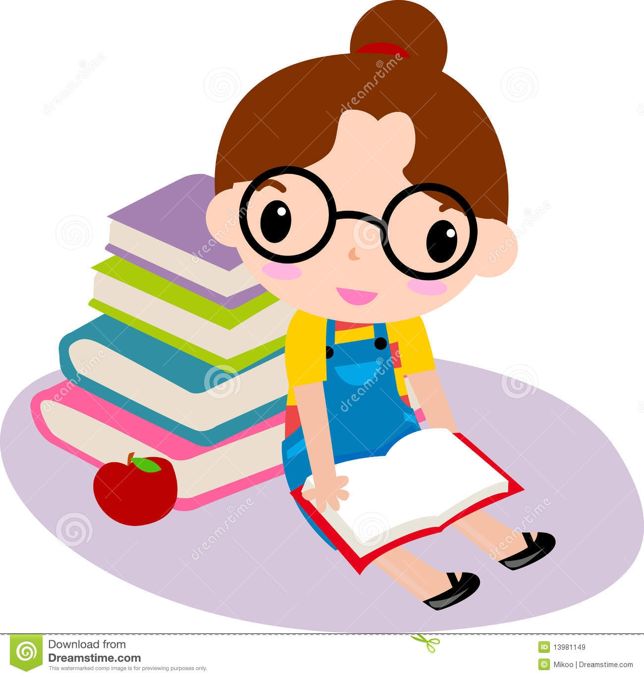 girl reading book clipart 20 free Cliparts | Download ...