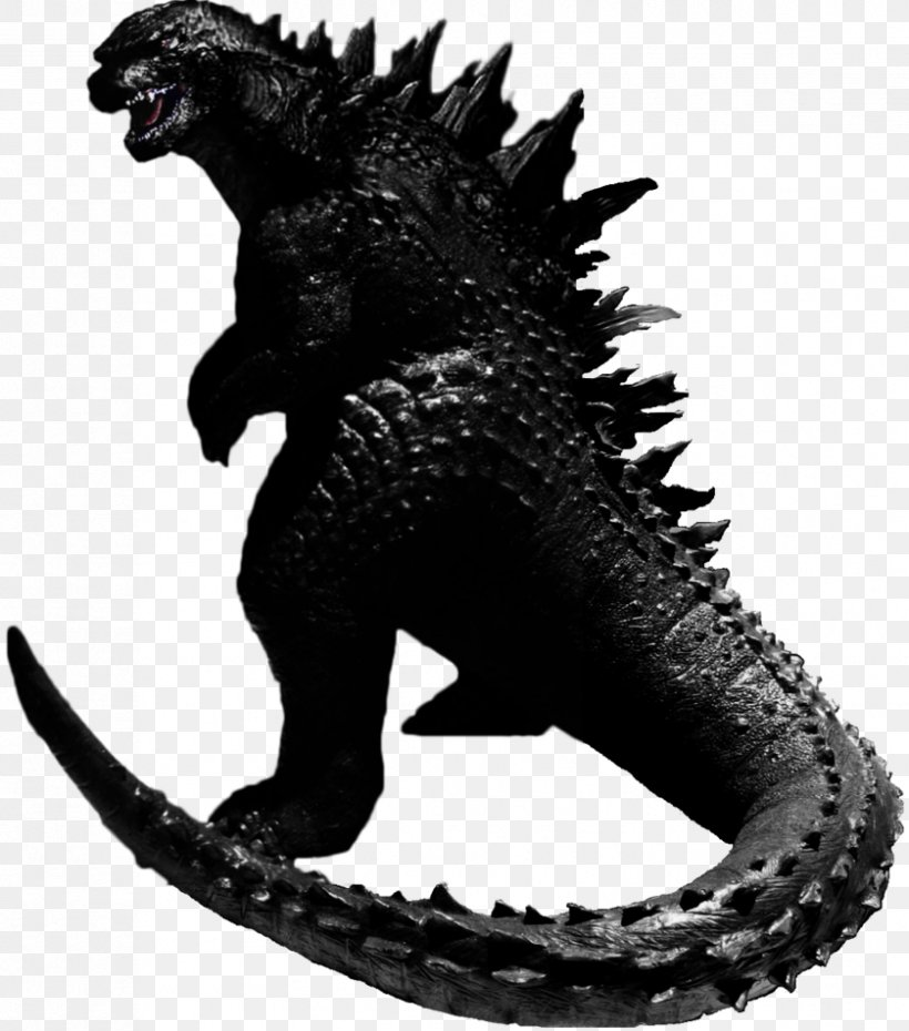 Godzilla King Kong Clip Art, PNG, 839x952px, Godzilla, Black.