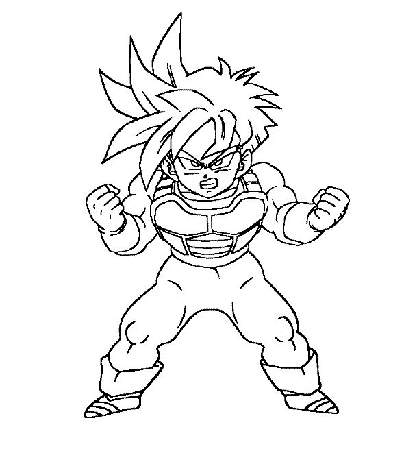 dragonball z clipart Clipground