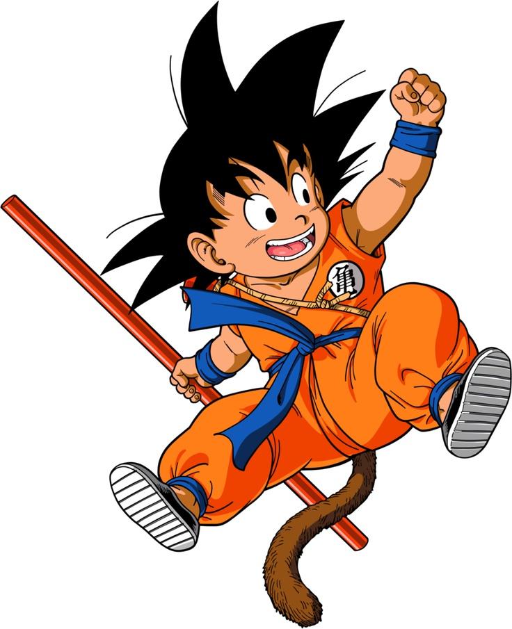 Goku Clipart.