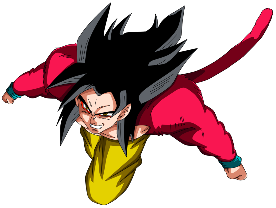 Hd Clipart Of Goku.