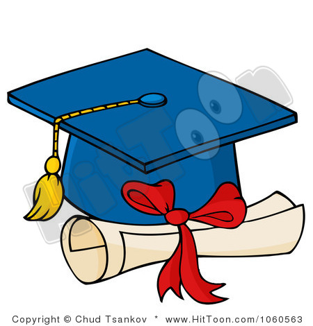 Clip Art For Graduation.