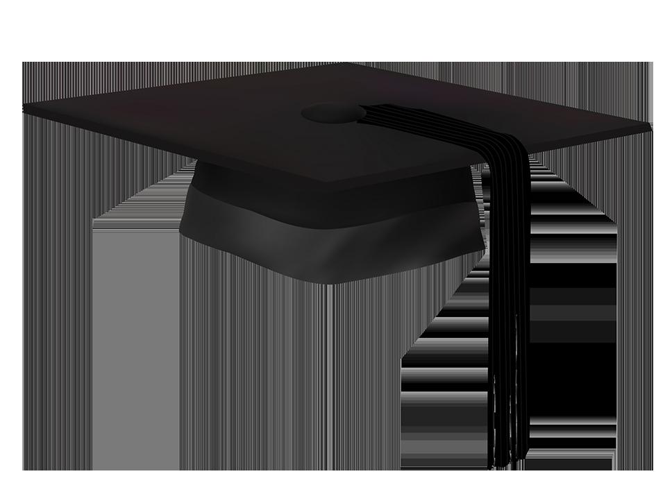 Free clipart graduation cap 4 » Clipart Station.