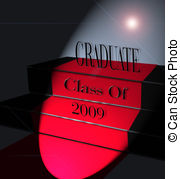 Graduation steps Clipart and Stock Illustrations. 486 Graduation.