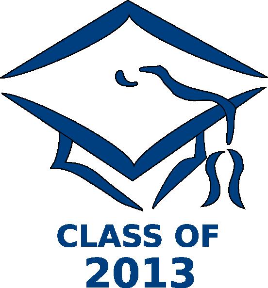 Graduation Clipart Class Of 2013.