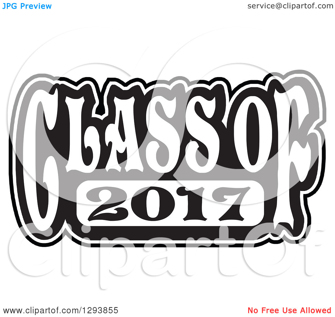 Class Of 2017 Free Clipart.
