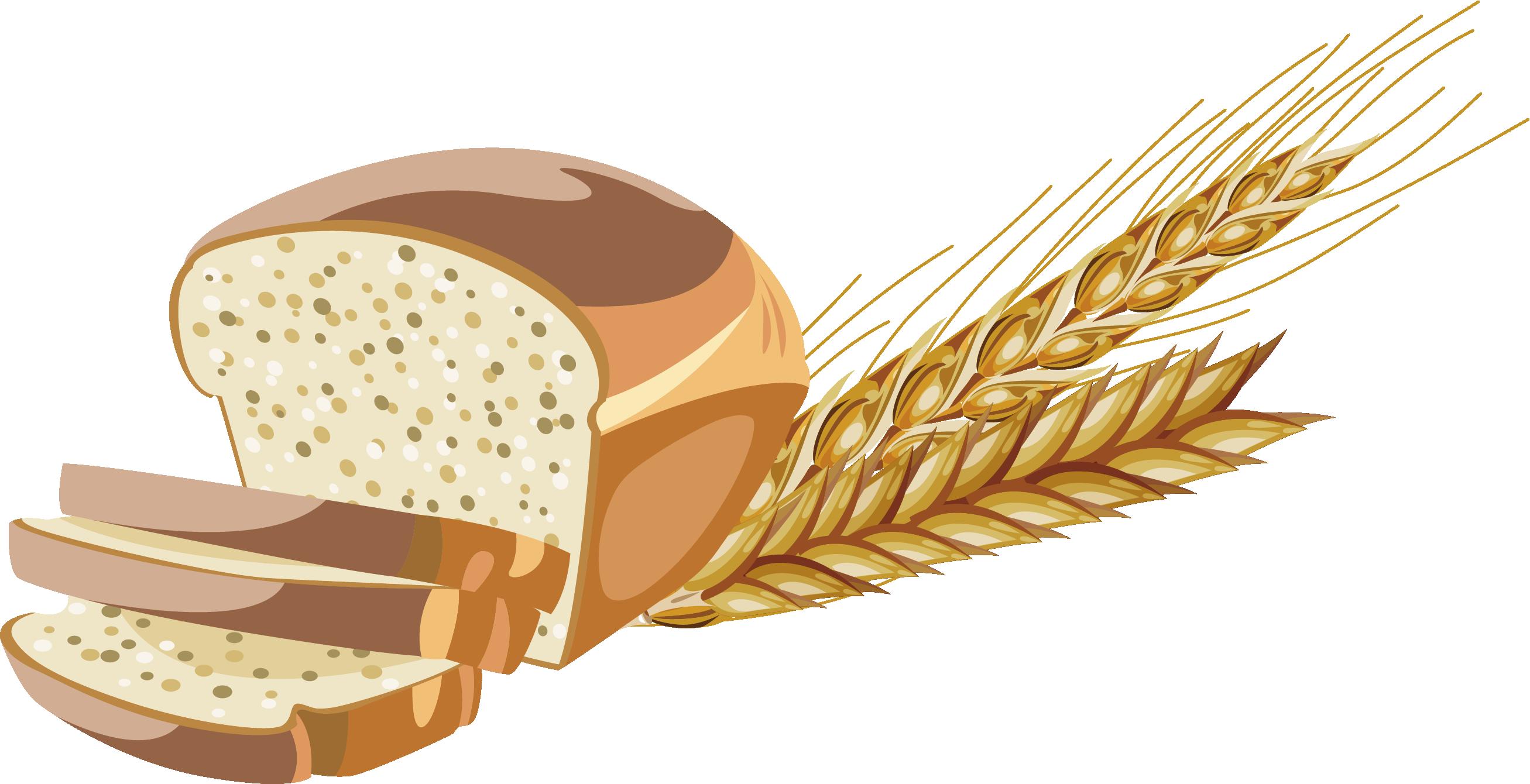Grains clipart piece wheat, Grains piece wheat Transparent.