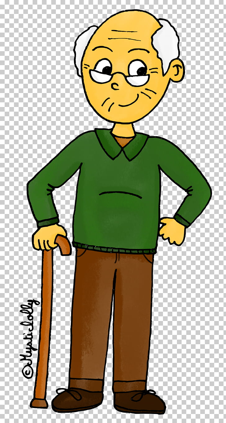 Drawing grandfather Family , grandpa PNG clipart.
