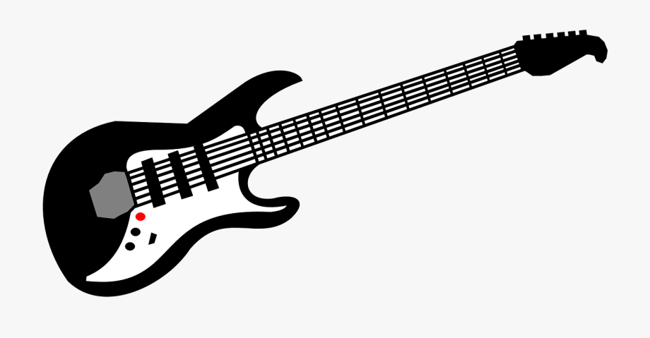 Guitar Clipart By Renoliver.