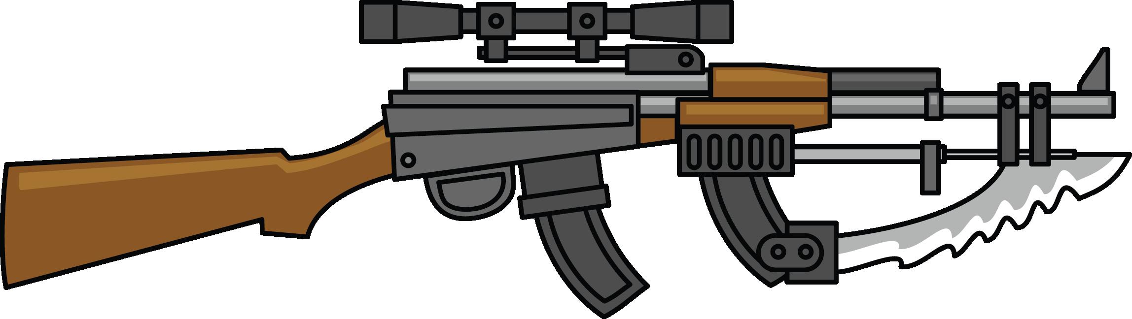 Free To Use Guns Clip art of Gun Clipart #1563 — Clipartwork.