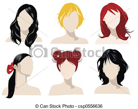 Hair styles Illustrations and Clipart. 50,406 Hair styles royalty.
